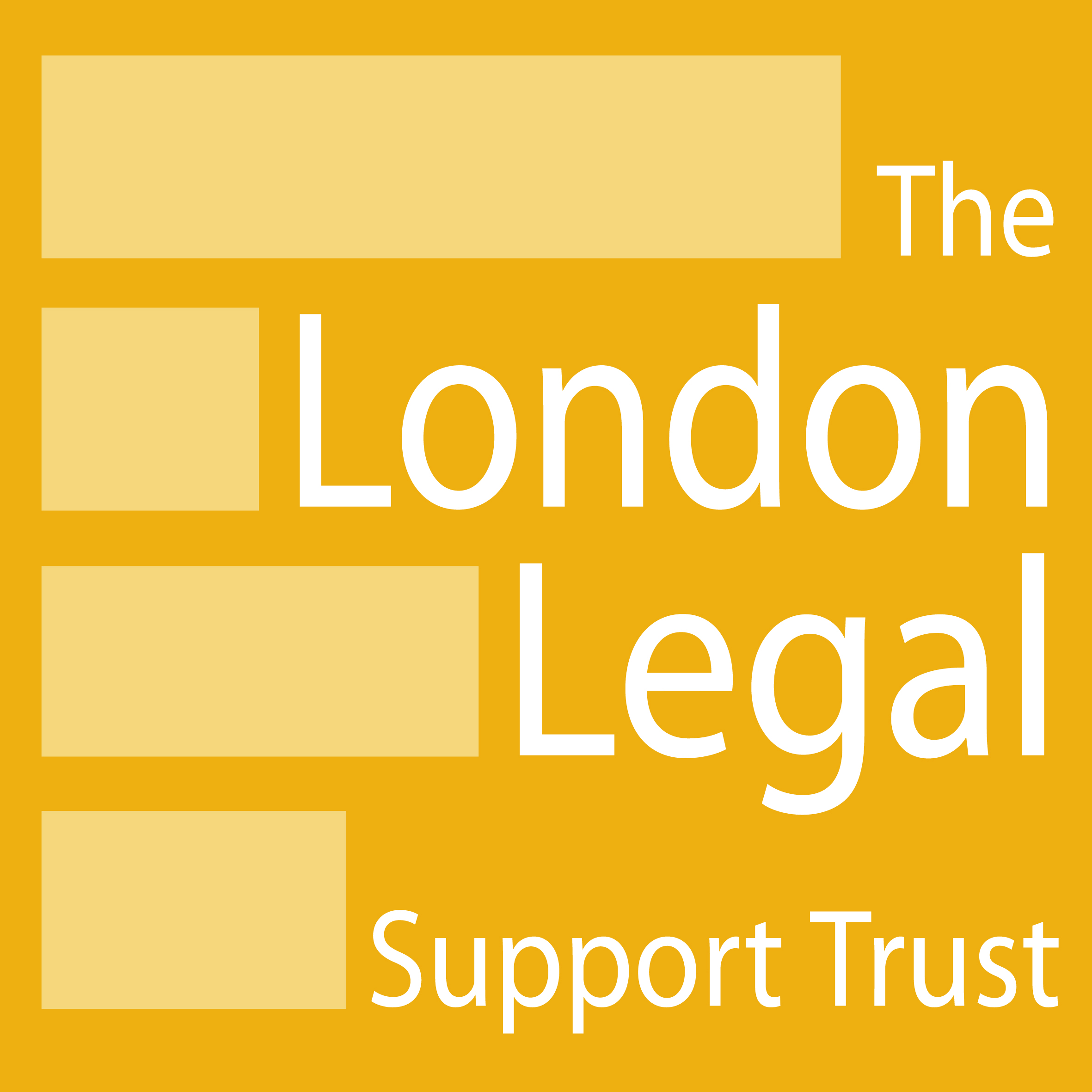 London Legal Support Trust Logo - Recut