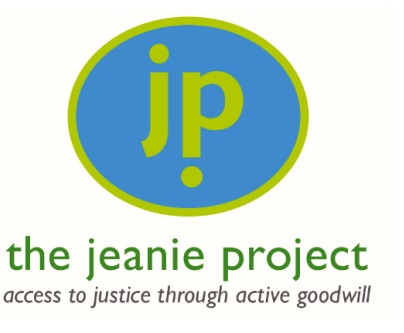The Jeanie Project: help 'transform' legal system by
